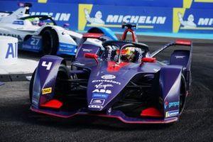 Robin Frijns, Envision Virgin Racing, Audi e-tron FE05 Alexander Sims, BMW I Andretti Motorsports, BMW iFE.18
