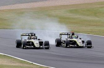 Теппеи Натори и Логан Сарджент, Carlin Buzz Racing