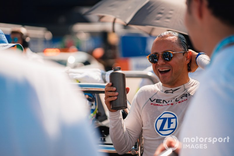 Bestätigt für 2019/20: Felipe Massa