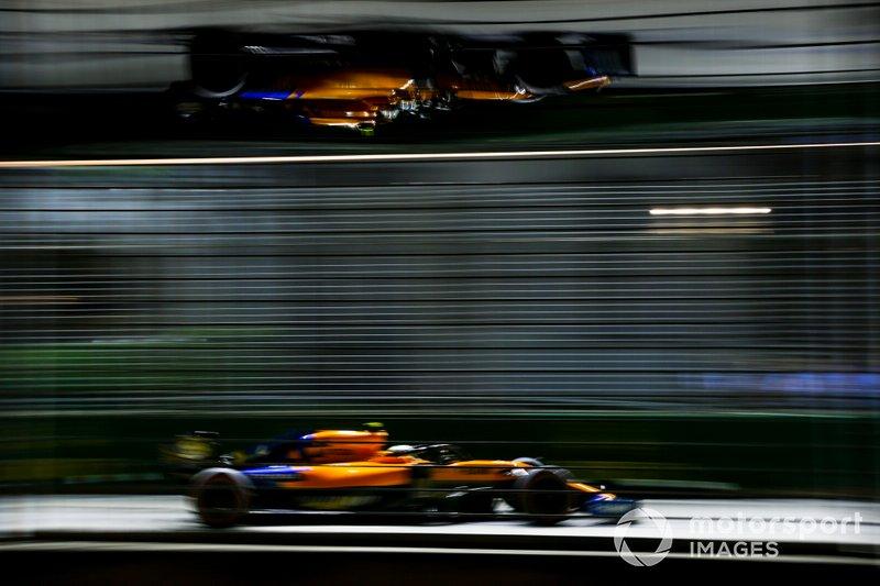 9-е место: Ландо Норрис, McLaren - 1.38,329
