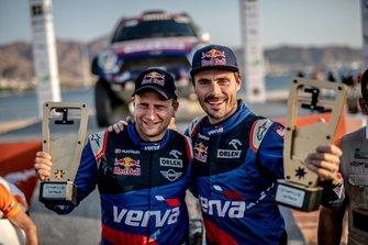 Kuba Przygonski, Timo Gottschalk, MINI ALL4 Racing, Orlen Team