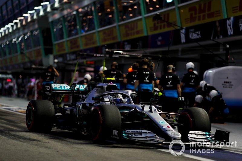 5-е место: Валттери Боттас, Mercedes - 1.37,146