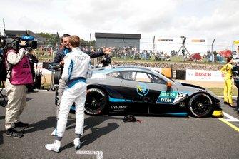 Ferdinand Habsburg, R-Motorsport with Matthias Killing, Sat1-TV