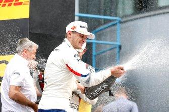 Подиум: Марко Виттман, BMW Team RMG