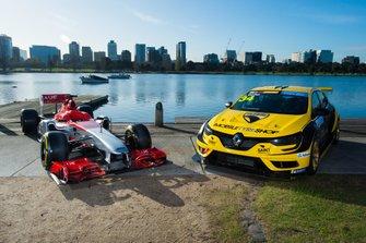 Albert Park TCR Australia launch