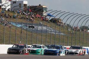 Тайлер Реддик, Richard Childress Racing, Chevrolet Camaro, Райан Труэкс, JRMotorsports, Chevrolet Camaro и Остин Синдрик, Team Penske, Ford Mustang