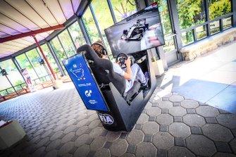Motorsport Games simulator