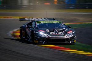 #78 Barwell Motorsport Lamborghini Huracan GT3 2019: James Pull, Jordan Witt, Sandy Mitchell