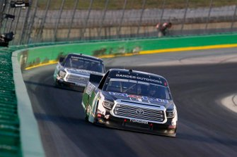 Todd Gilliland, Kyle Busch Motorsports, Toyota Tundra Mobil 1