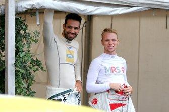 Tio Ellinas, Momo Megatron Lechner Racing, Larry ten Voorde, MRS GT-Racing