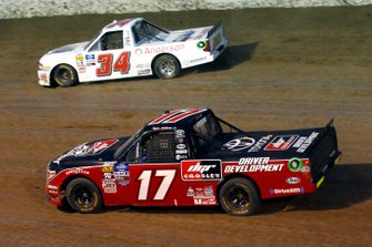 Tyler Ankrum, DGR-Crosley, Toyota Tundra DGR-Crosley Driver Development and Devin Dodson, Reaume Brothers Racing, Chevrolet Silverado