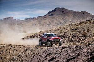 Борис Гарафулик и Филипе Пелмейро, X-raid JCW Team, Mini JCW Rally (№312)