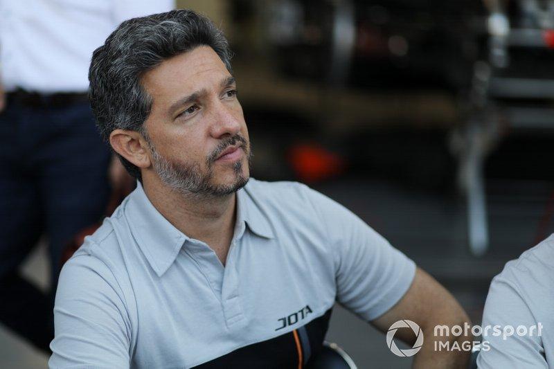 #38 JOTA Oreca 07: Roberto Gonzalez