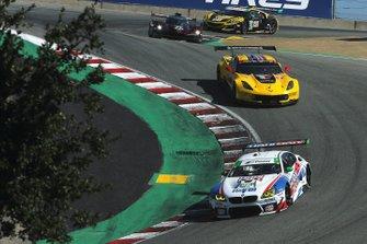 #96 Turner Motorsport BMW M6 GT3, GTD: Bill Auberlen, Robby Foley, #4 Corvette Racing Corvette C7.R, GTLM: Oliver Gavin, Tommy Milner