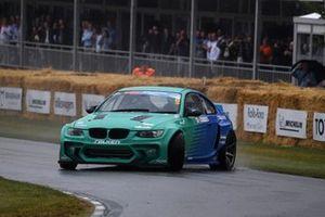 Джеймс Дин, BMW E92 M3