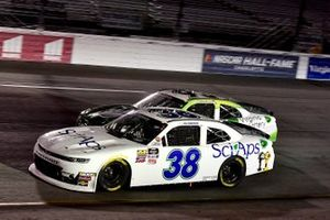 Hermie Sadler III, RSS Racing, Chevrolet Camaro Virgina Lottery