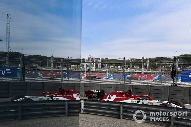 15º: Kimi Raikkonen, Alfa Romeo Racing C38