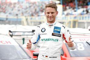Pole pozisyonunun sahibi Marco Wittmann, BMW Team RMG