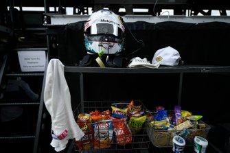 #25 BMW Team RLL BMW M8 GTE, GTLM: Helmet of Connor De Phillippi