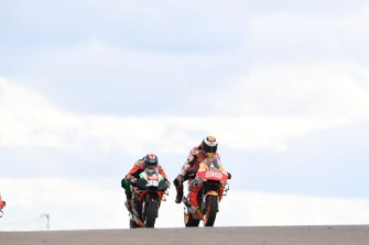 Jorge Lorenzo, Repsol Honda Team, Bradley Smith, Aprilia Racing Team Gresini