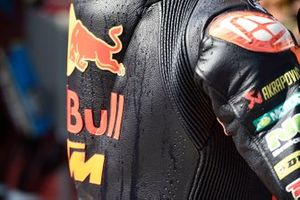 Leather details, KTM Ajo