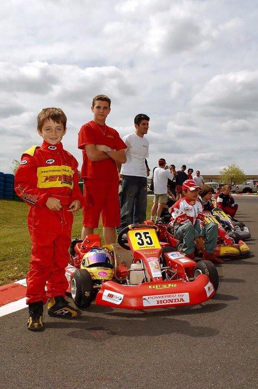 Charles Leclerc, Bianchi e Ocón