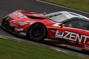 #38 Team Zent Cerumo Lexus LC500: Hiroaki Ishiura, Yuji Tachikawa
