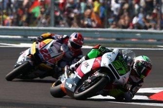 Iker Lecuona, American Racing Team and Sam Lowes, Gresini Racing