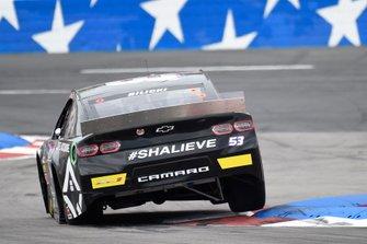 Josh Bilicki, Rick Ware Racing, Chevrolet Camaro AQRE.app