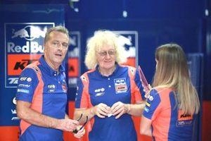 Руководитель KTM Tech 3 Эрве Поншараль
