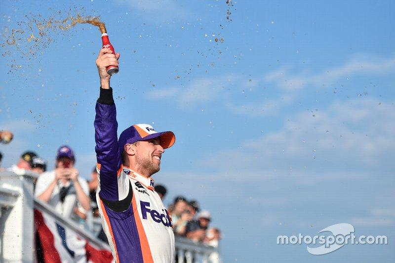 38. Denny Hamlin, NASCAR