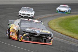 Chris Buescher, JTG Daugherty Racing, Chevrolet Camaro Kroger Fast Start