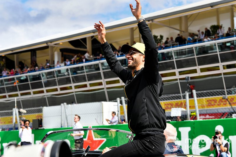 GP de Italia 2019: Ricciardo gana y McLaren se la juega a Sainz