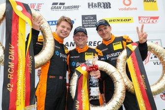 #444 Porsche Cayman: Norbert Fischer, Daniel Zils, Oskar Sandberg