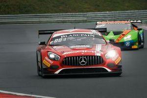 #88 Akka ASP Team Mercedes-AMG GT3: Vincent Abril, Raffaele Marciello