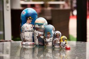Mercedes Russian Dolls