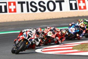 Tom Sykes, BMW Motorrad WorldSBK Team, Jonathan Rea, Kawasaki Racing Team, Chaz Davies, Aruba.it Racing-Ducati Team