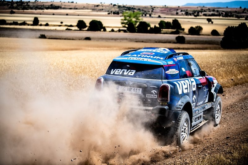 Kuba Przygoński, Timo Gottschalk, Mini JCW Rally