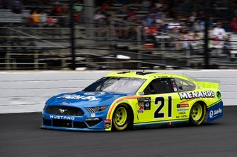Paul Menard, Wood Brothers Racing, Ford Mustang Menards / Dutch Boy