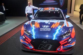 Hyundai al Salone di Francoforte