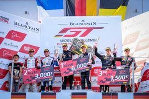Podio Silver a Nürburgring