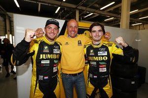 Ganadores de la pole P2: #29 Racing Team Nederland Oreca 07 - Gibson: Frits van Eerd, Giedo van der Garde, Job Van Uitert