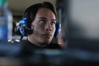 #85 JDC-Miller Motorsports Cadillac DPi: Juan Piedrahita