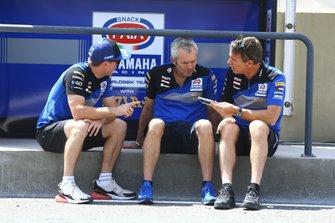 Alex Lowes, Pata Yamaha, Andrew Pitt, Paul Denning
