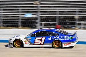 BJ McLeod, Petty Ware Racing, Ford Mustang JACOB COMPANIES
