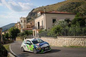 Sindre Furuseth, Jim Hjerpe, Peugeot 208 R2, Rally di Roma Capitale, FIA ERC
