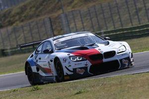 #15 BMW M6 GT3 PRO, BMW Team Italia: Comandini-Johansson-Sims