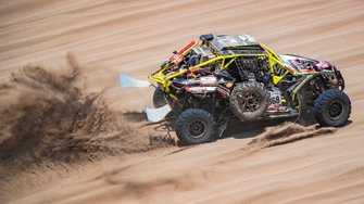 #368 FN Speed Team Can-Am: Joan Font, Juan Felix Bravo Aguilar