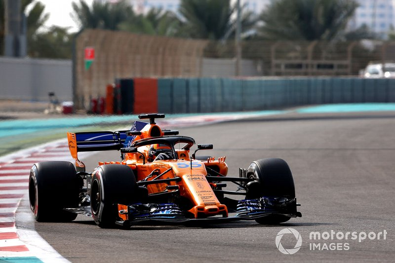 2018: McLaren MCL33
