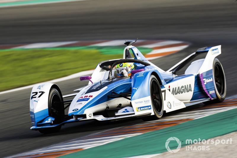 Alexander Sims BMW I Andretti Motorsports, BMW iFE.18